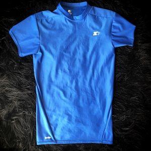 Athletic compression shirt 🚵🏻♂️